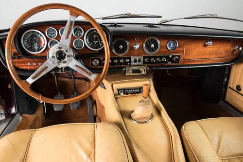 1967 Maserati QuattroPorte For Sale (picture 4 of 6)