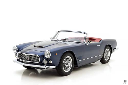 1963 Maserati 3500 Vignale SOLD (picture 1 of 6)