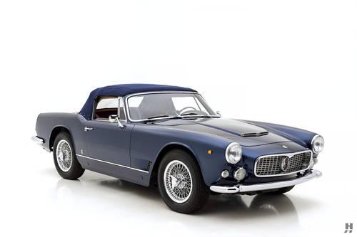 1963 Maserati 3500 Vignale SOLD (picture 2 of 6)
