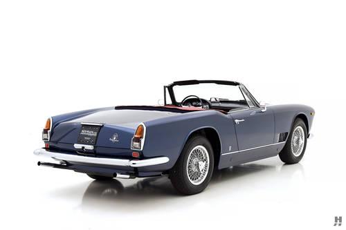 1963 Maserati 3500 Vignale SOLD (picture 3 of 6)