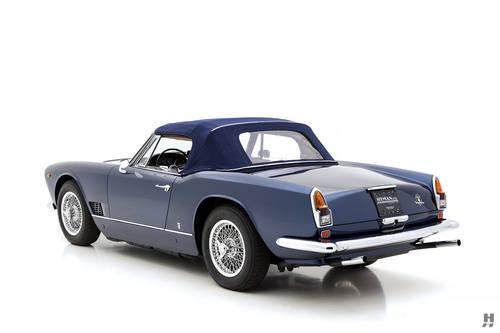 1963 Maserati 3500 Vignale SOLD (picture 4 of 6)