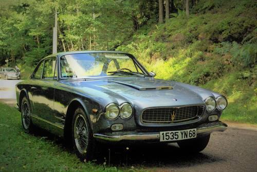 1963 beautifull  Maserati 3500 gti sebring For Sale (picture 1 of 6)