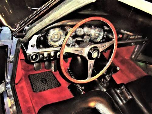 1963 beautifull  Maserati 3500 gti sebring For Sale (picture 4 of 6)