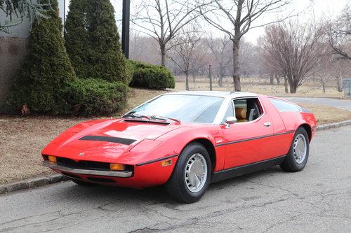 1974 Maserati Bora 4.9   For Sale (picture 1 of 6)