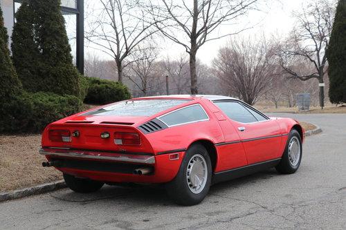 1974 Maserati Bora 4.9   For Sale (picture 3 of 6)