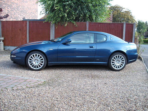 Maserati 4200 GT Coupe Cambiocorsa 2002 49k Paddle £9k Spent SOLD (picture 1 of 6)
