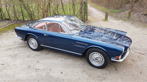 Maserati 3500 GTiS Sebring Series II (1965) For Sale (picture 1 of 6)