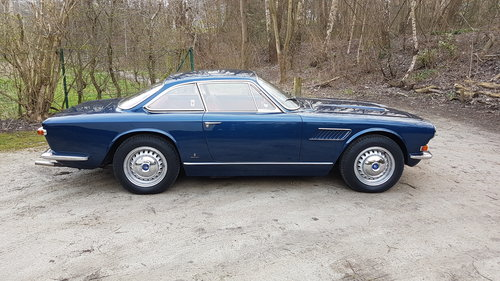 Maserati 3500 GTiS Sebring Series II (1965) For Sale (picture 2 of 6)