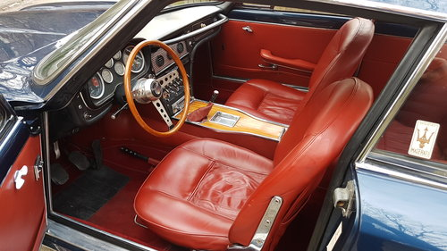 Maserati 3500 GTiS Sebring Series II (1965) For Sale (picture 5 of 6)