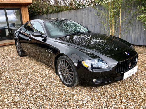 Maserati Quattroporte Gts For Sale Uk