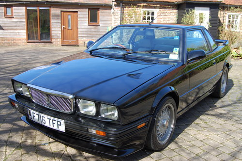 1989 Karif: Concours condition, owned 25 yrs, FSH, 33k For Sale (picture 1 of 6)