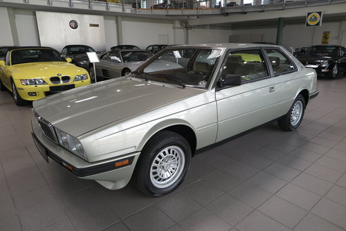 1984 Maserati Biturbo *One Owner *14.600 Km*Best Of The 80´s* For Sale (picture 1 of 6)