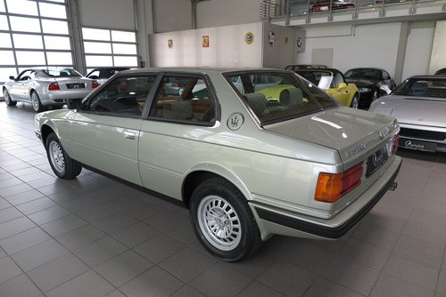 1984 Maserati Biturbo *One Owner *14.600 Km*Best Of The 80´s* For Sale (picture 2 of 6)