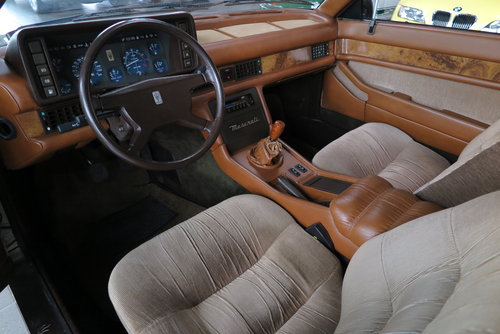 1984 Maserati Biturbo *One Owner *14.600 Km*Best Of The 80´s* For Sale (picture 3 of 6)