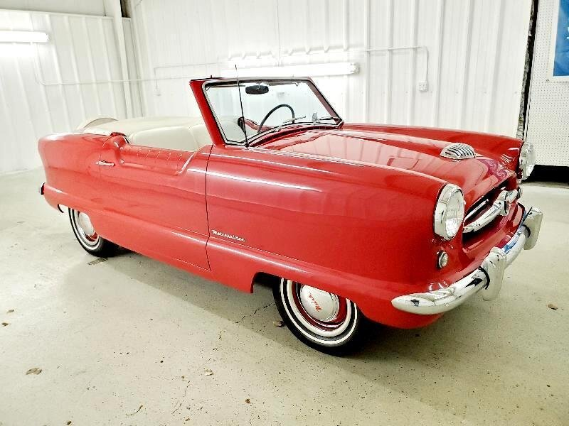 1954 Nash Metropolitan Convertible For Sale (picture 1 of 6)
