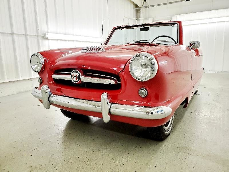 1954 Nash Metropolitan Convertible For Sale (picture 2 of 6)