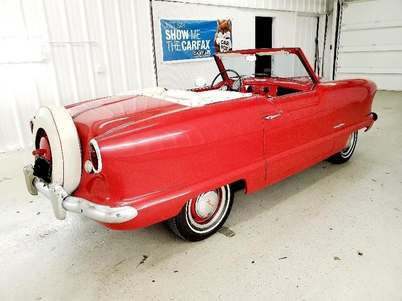 1954 Nash Metropolitan Convertible For Sale (picture 3 of 6)