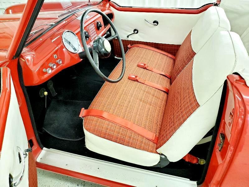 1954 Nash Metropolitan Convertible For Sale (picture 4 of 6)