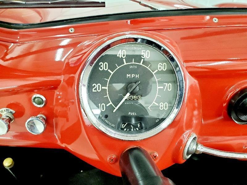 1954 Nash Metropolitan Convertible For Sale (picture 5 of 6)