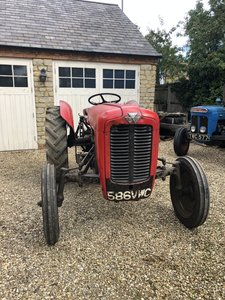 Picture of 1963 Massey Ferguson 35