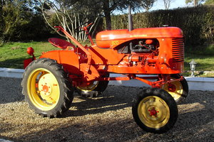 "1957 Massey-harris ""pony"" For Sale"