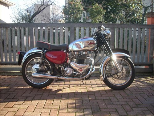 1964 Matchless   G12 CSR Monarch SOLD (picture 1 of 1)