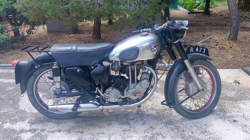 MATCHLESS G3LS 1955 For Sale (picture 1 of 6)