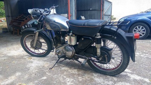 MATCHLESS G3LS 1955 For Sale (picture 2 of 6)