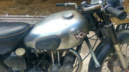 MATCHLESS G3LS 1955 For Sale (picture 3 of 6)