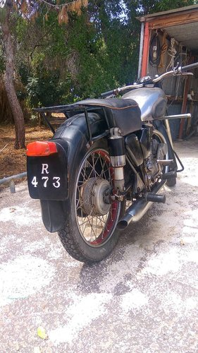 MATCHLESS G3LS 1955 For Sale (picture 4 of 6)
