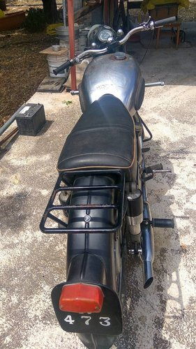 MATCHLESS G3LS 1955 For Sale (picture 6 of 6)