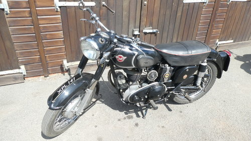 1955 Matchless G3/ L   350cc SOLD (picture 1 of 6)