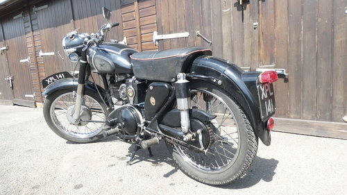 1955 Matchless G3/ L   350cc SOLD (picture 2 of 6)