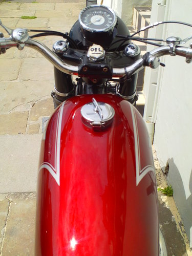 1966 MATCHLESS G80 CS SOLD (picture 5 of 6)