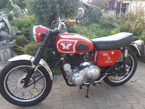 1968 Matchless 350 For Sale (picture 1 of 6)