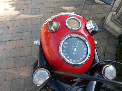 1968 Matchless 350 For Sale (picture 2 of 6)