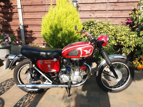 1968 Matchless 350 For Sale (picture 4 of 6)