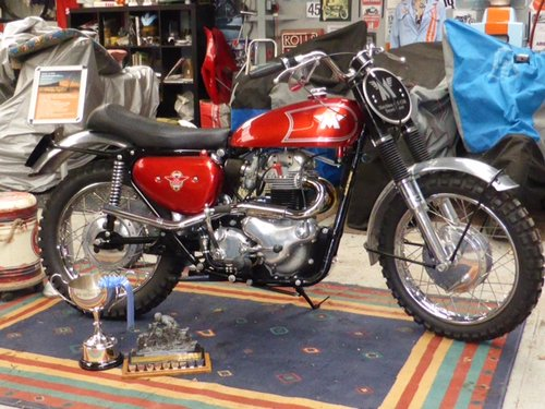 MATCHLESS G15CSR, 750cc, 1965 C REG SOLD (picture 1 of 4)