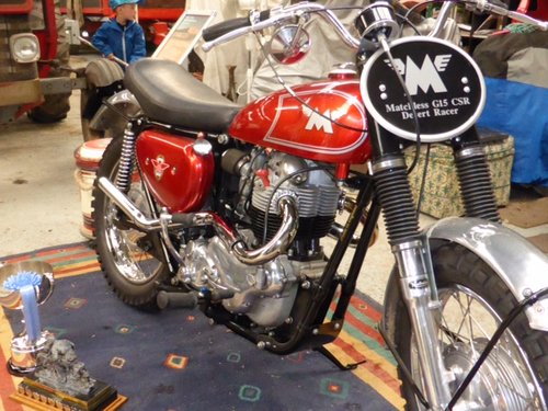MATCHLESS G15CSR, 750cc, 1965 C REG SOLD (picture 2 of 4)
