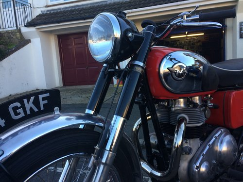 1961 Matchless G12CSR - Restored SOLD (picture 4 of 4)
