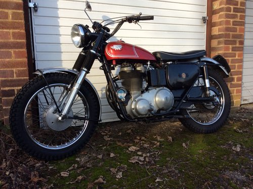 1962 Matchless SOLD (picture 1 of 6)