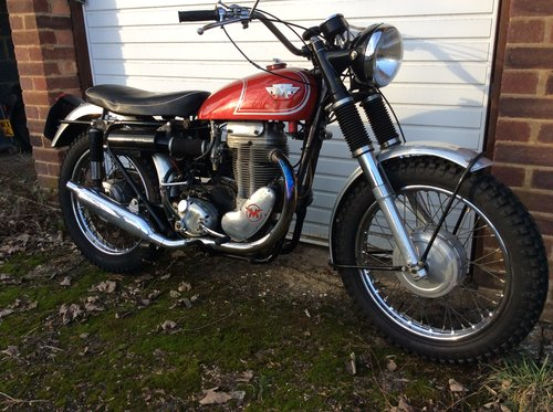 1962 Matchless SOLD (picture 2 of 6)