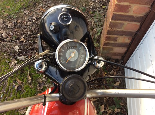 1962 Matchless SOLD (picture 4 of 6)