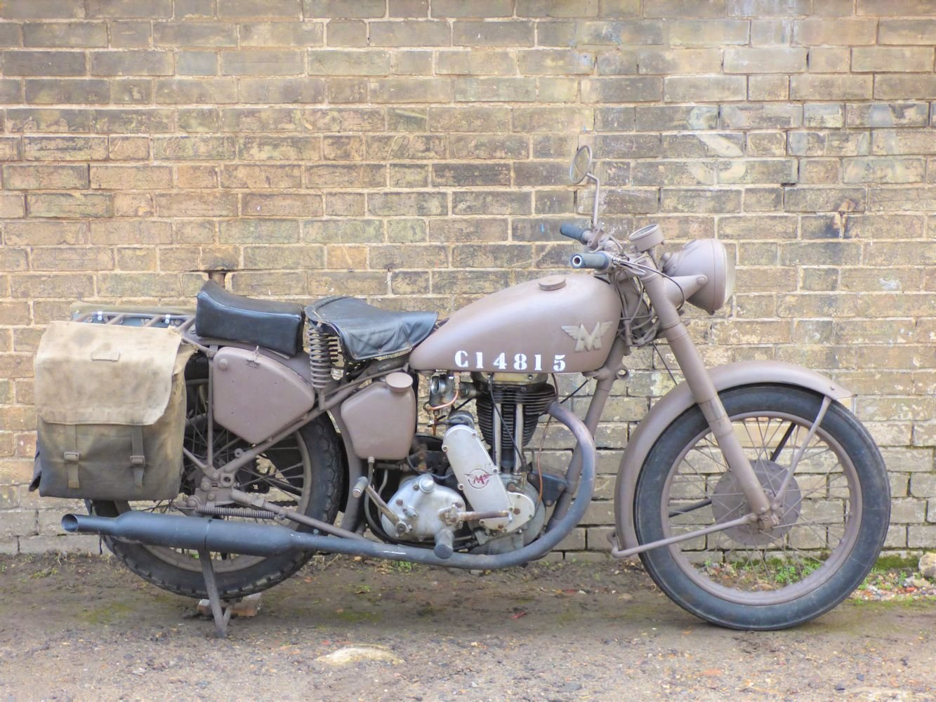 1948 Matchless G3L 350cc SOLD (picture 1 of 6)