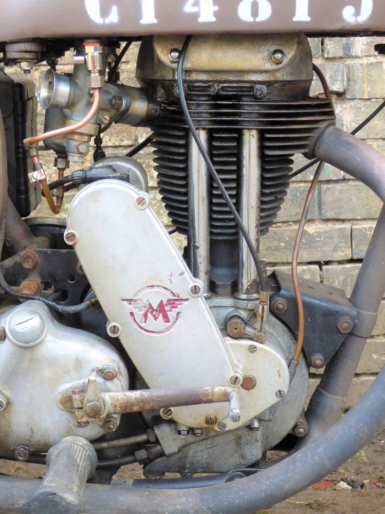1948 Matchless G3L 350cc SOLD (picture 3 of 6)