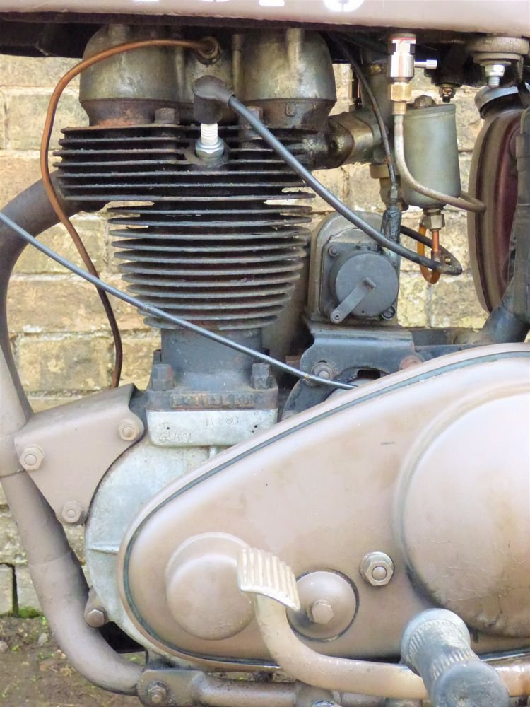 1948 Matchless G3L 350cc SOLD (picture 4 of 6)