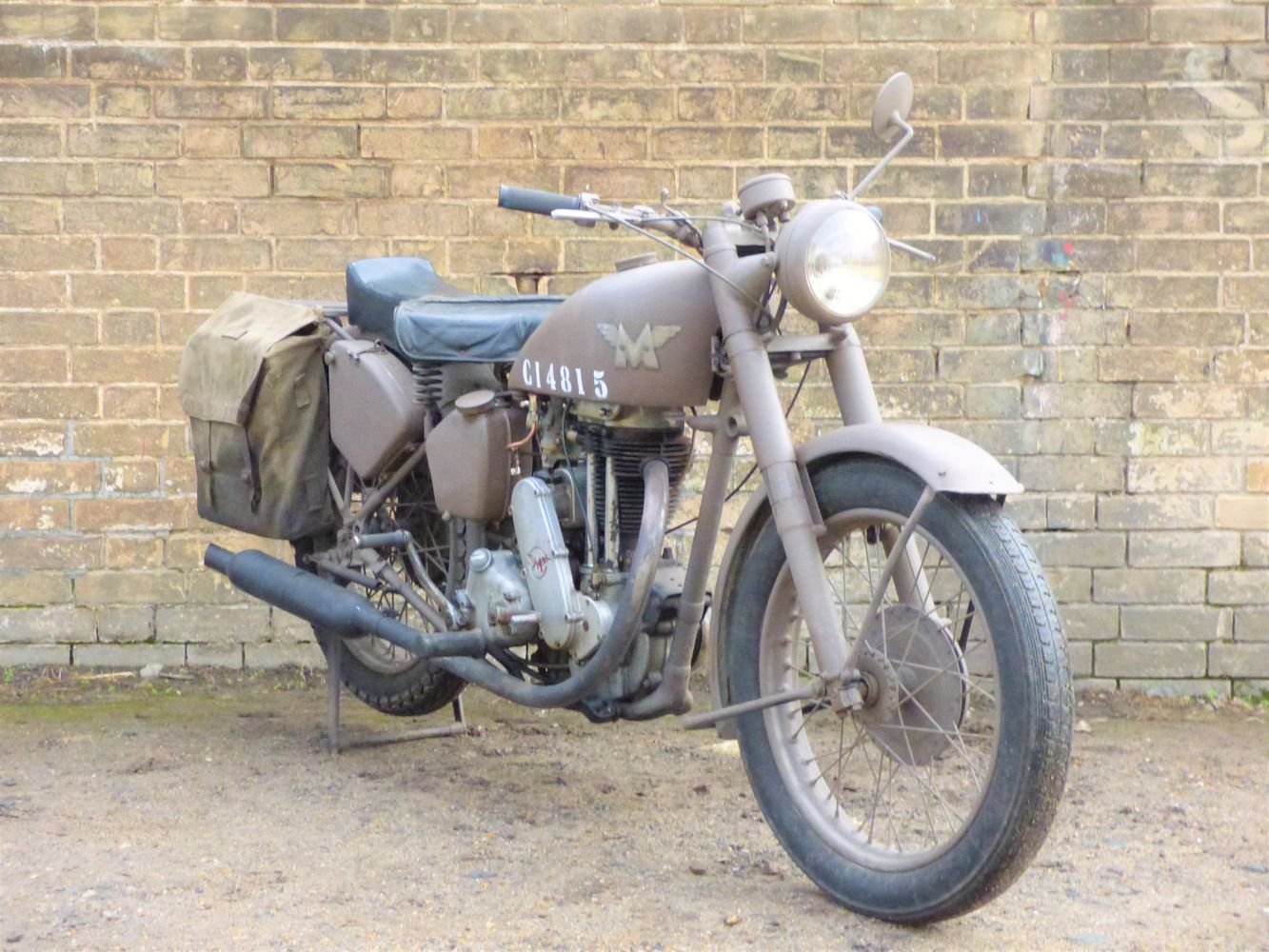 1948 Matchless G3L 350cc SOLD (picture 6 of 6)