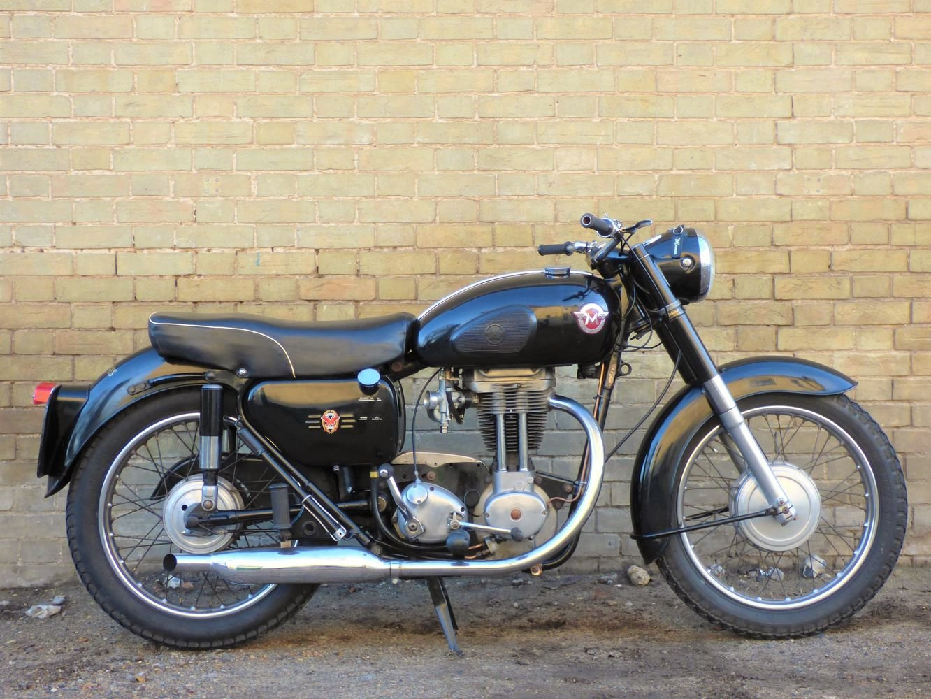 1961 Matchless G3L 350cc SOLD (picture 1 of 6)