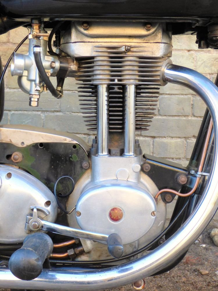 1961 Matchless G3L 350cc SOLD (picture 3 of 6)