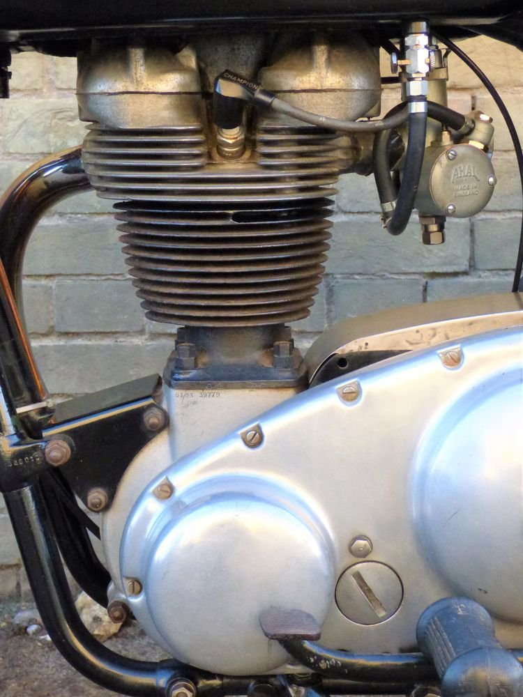 1961 Matchless G3L 350cc SOLD (picture 4 of 6)